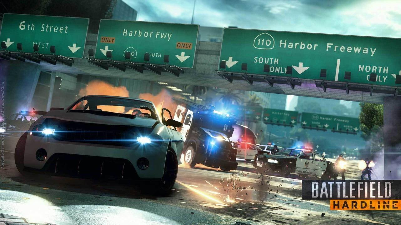 Скриншот Battlefield: Hardline (Бета-версия)