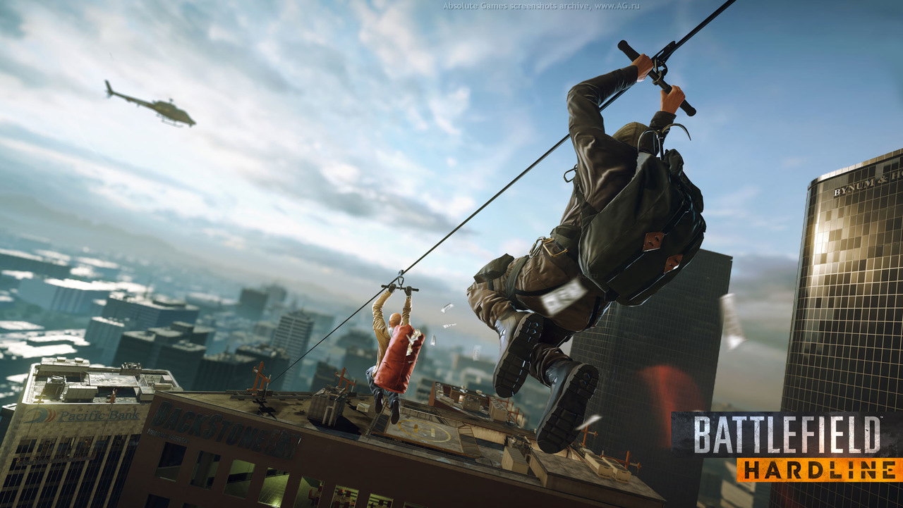 Скриншот Battlefield: Hardline (Бета-версия) №2