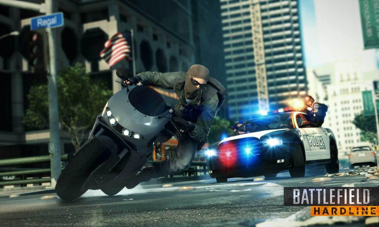 Скриншот Battlefield: Hardline (Бета-версия) №3