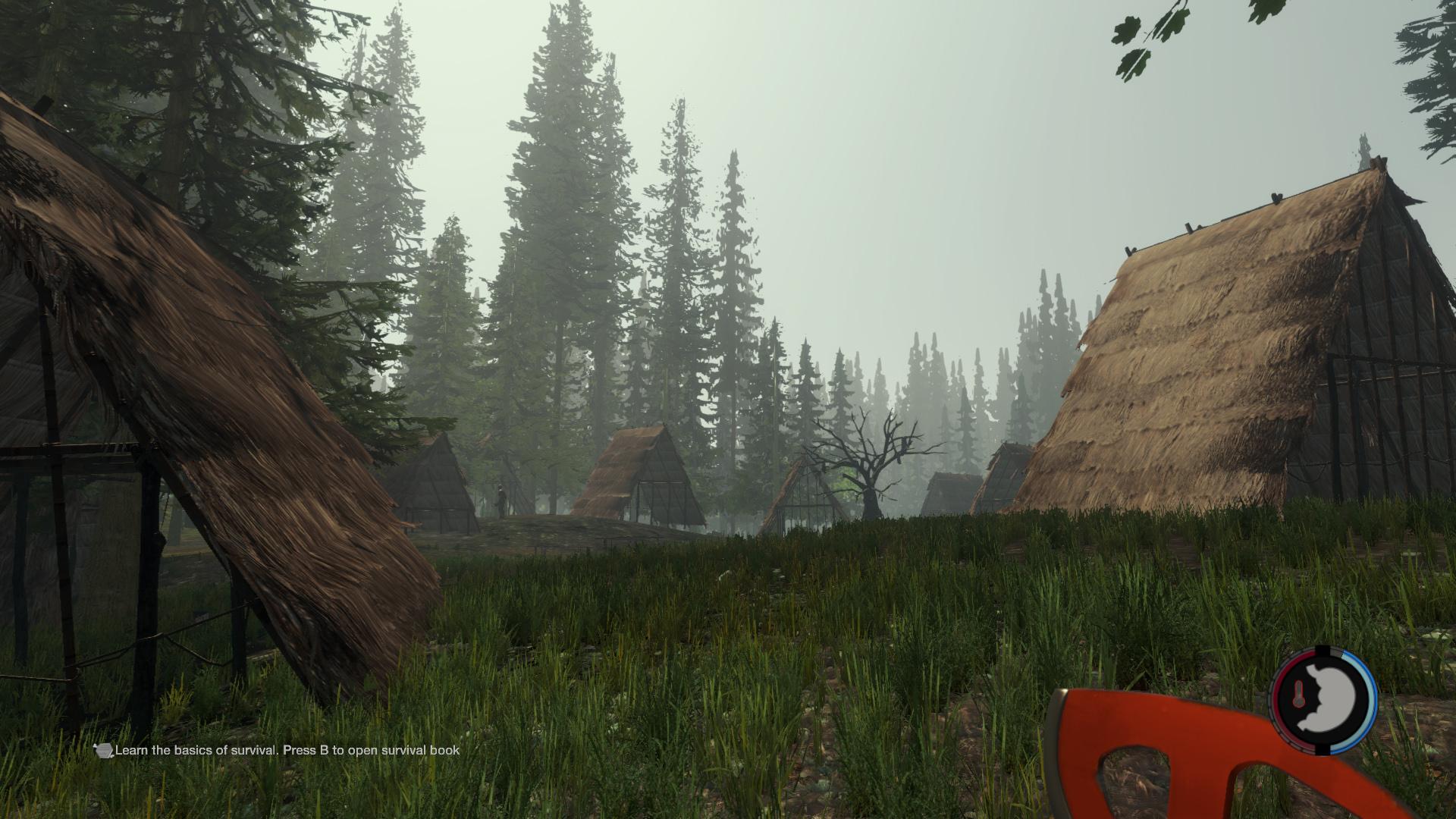 Второй скриншот The Forest v0.13 (ALPHA) RePack