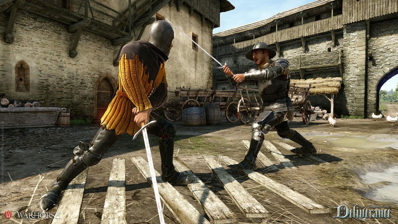 Скриншот Kingdom Come Deliverance v0.3 (Лицензия) скачать торрентом