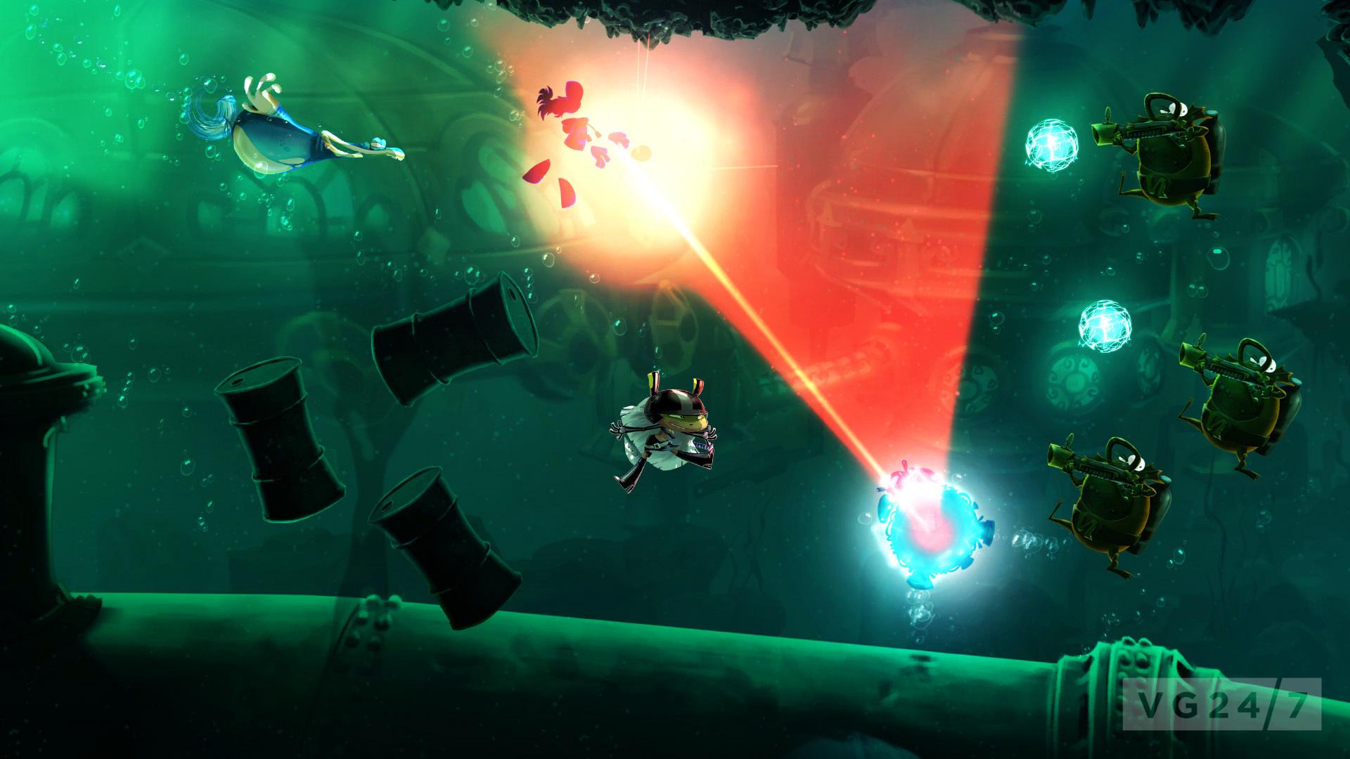 Второй скриншот Rayman Legends (RePack)