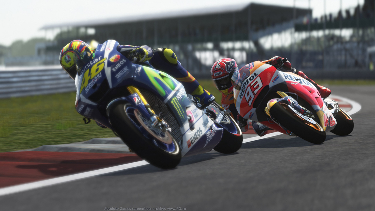 Скриншот MotoGP 15 скачать торрентом