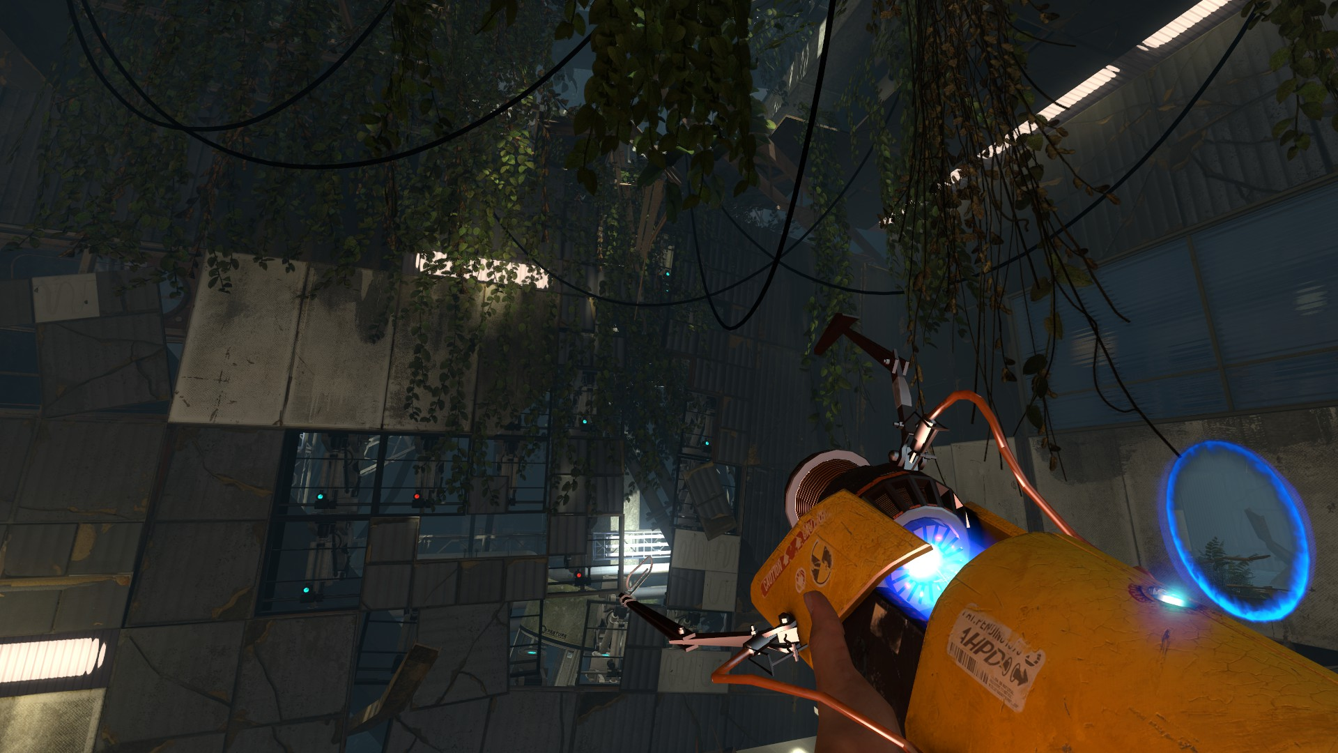 Скриншот Portal Stories Mel