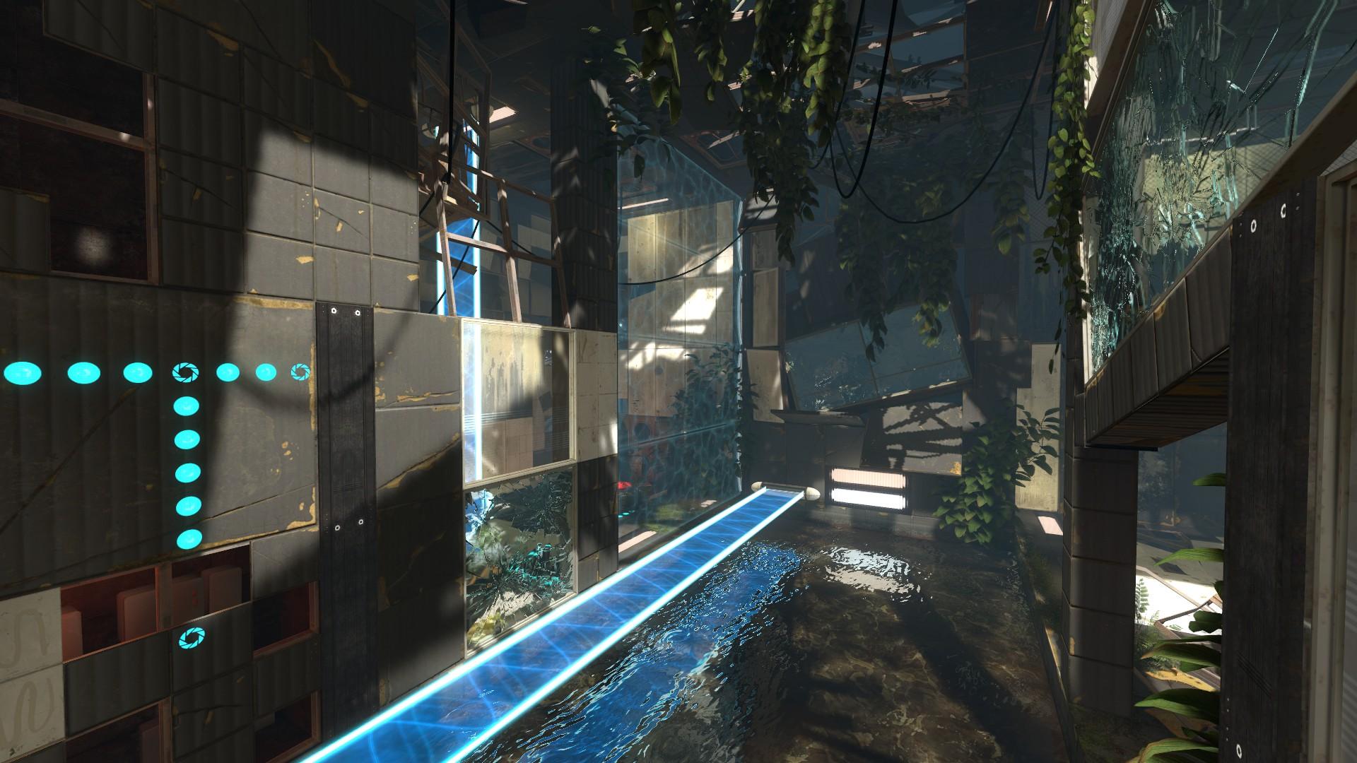 Второй скриншот Portal Stories Mel