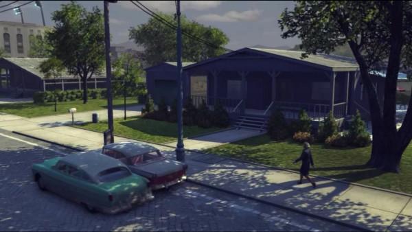 Прохождение Mafia II - глава 9