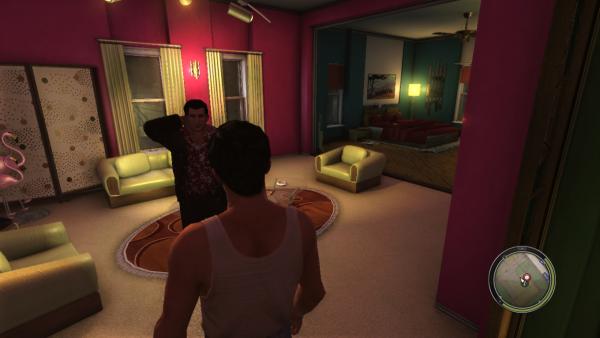 Прохождение Mafia II - глава 11