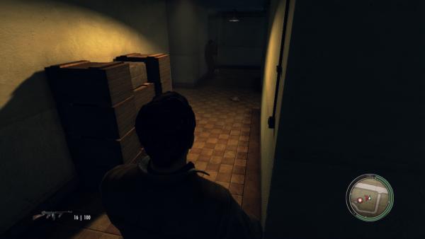 Прохождение Mafia II - глава 13