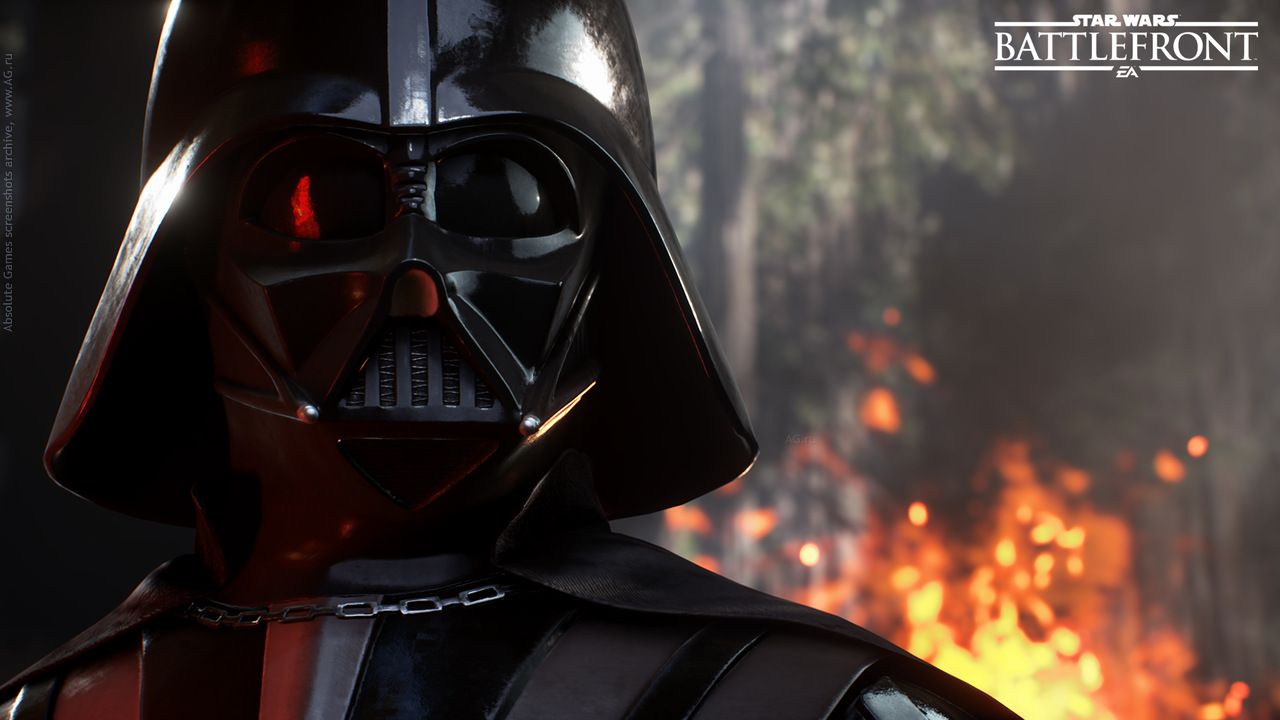 Скриншот Star Wars: Battlefront 3