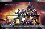Saints Row IV: Commander-in-Chief Edition + Season Pass DLC (2013/RUS/ENG/RePack)