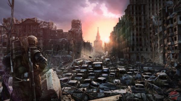 Обзор Metro: Last Light / Метро: Луч надежды
