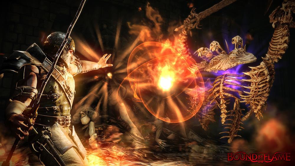 Bound By Flame (Прохождение/Часть 2)