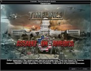 TimeLines Assault On America (2013/RUS/ENG/RePack �� Fenixx)