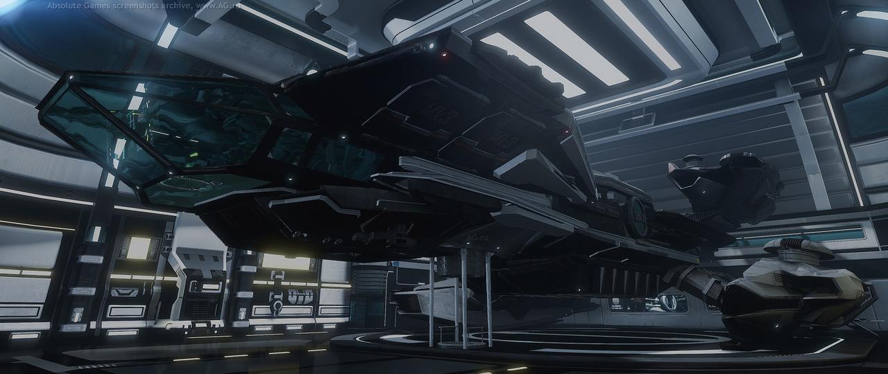 Скриншот Star Citizen v2.0 Apha-версия