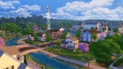 The Sims 4 Update 12 + Crack (2015/RUS/ENG/Update v.1.4.83.1010 + Crack by RELOADED)