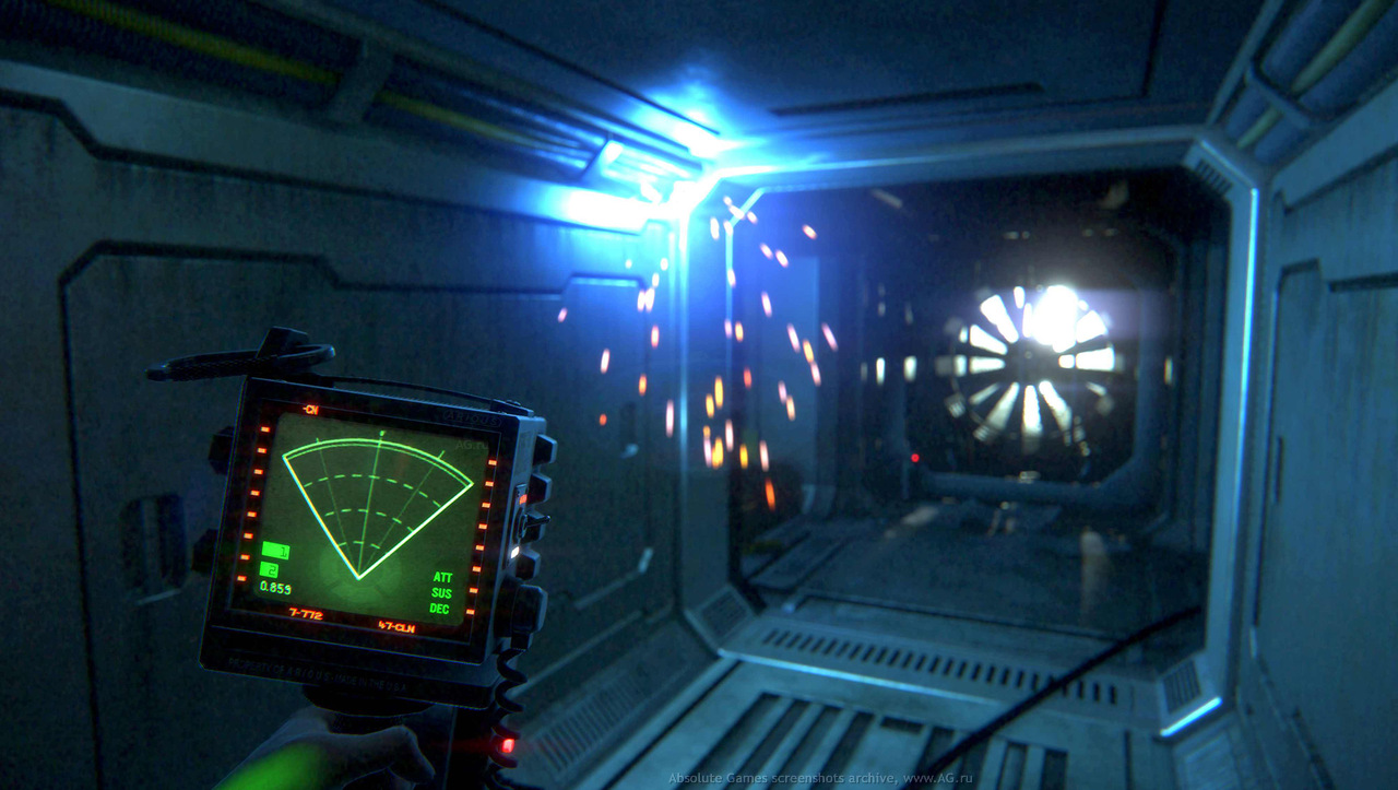 Скриншот Alien: Isolation Digital Deluxe Edition (Update 5) Лицензия