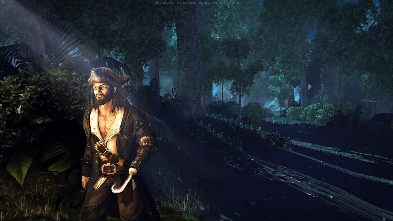 Второй скриншот Raven's Cry: Digital Deluxe Edition (RePack)