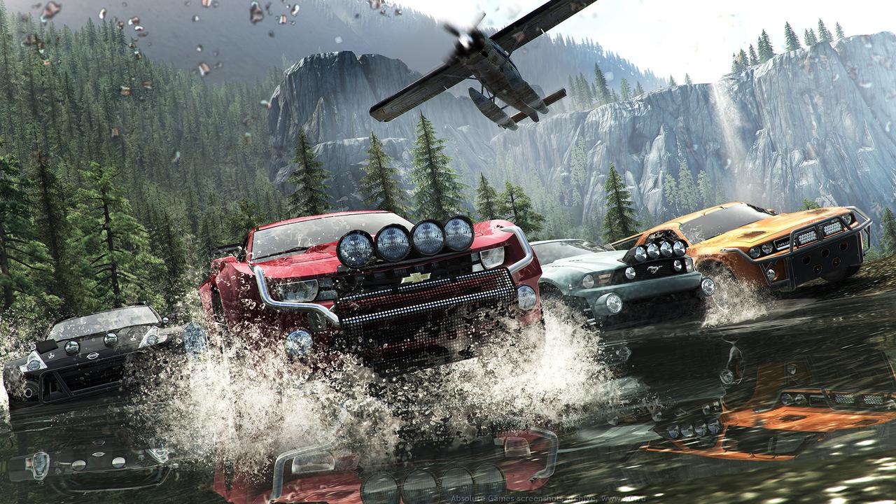 Второй скриншот The Crew (Xbox360/LT+ 1.9) Online-only