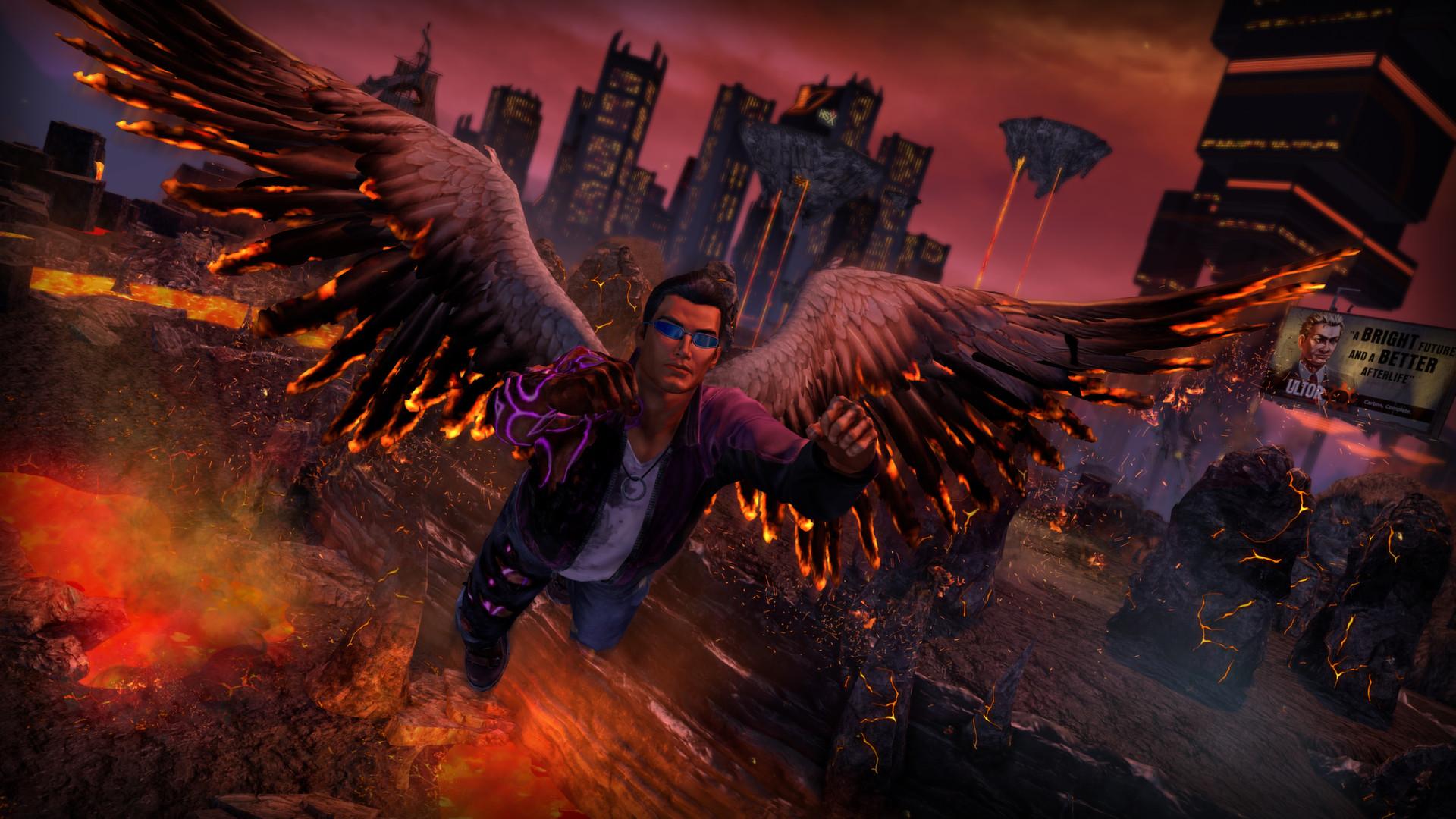 Скриншот Saints Row: Gat out of Hell (Region Free/LT+3.0) для Xbox 360 скачать торрентом