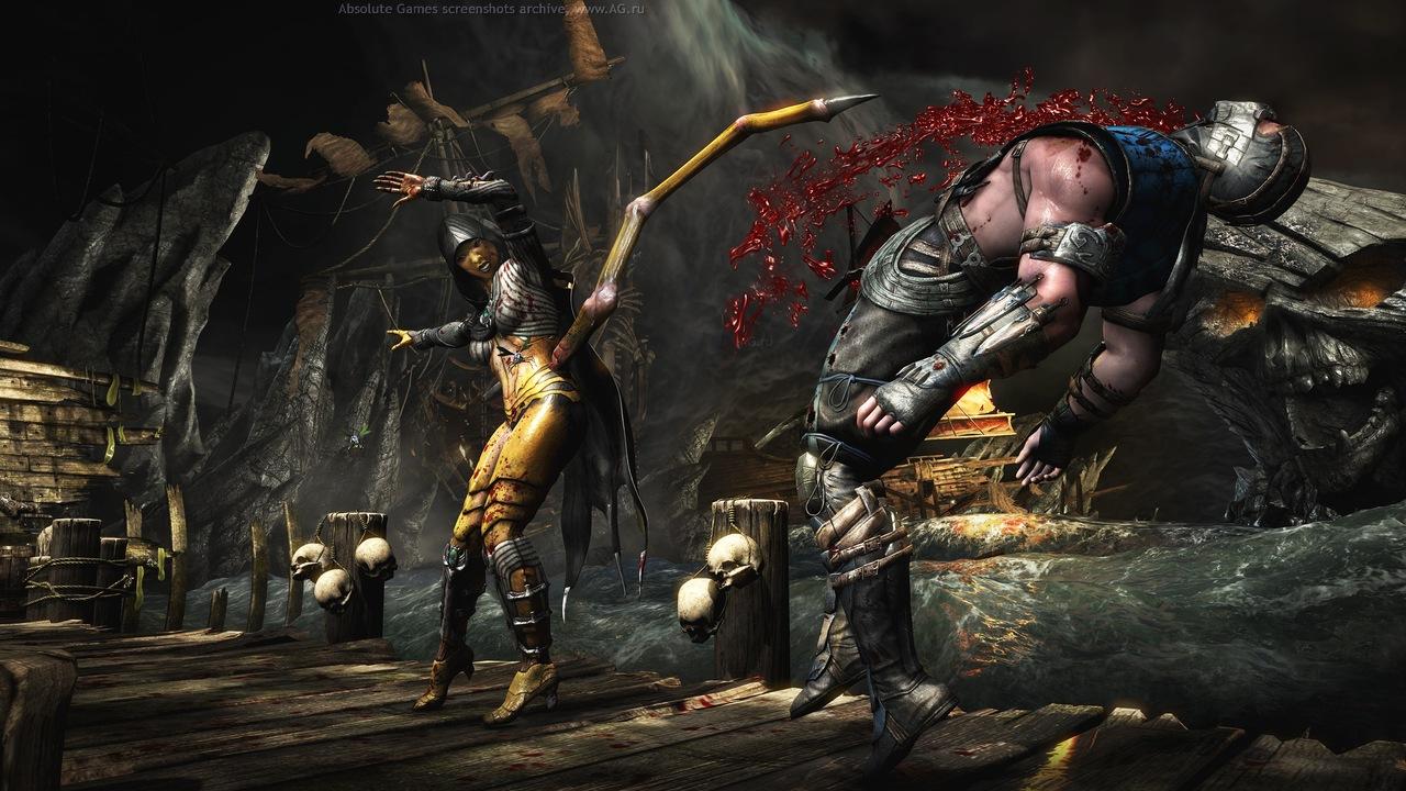 Скриншот Mortal Kombat X №2