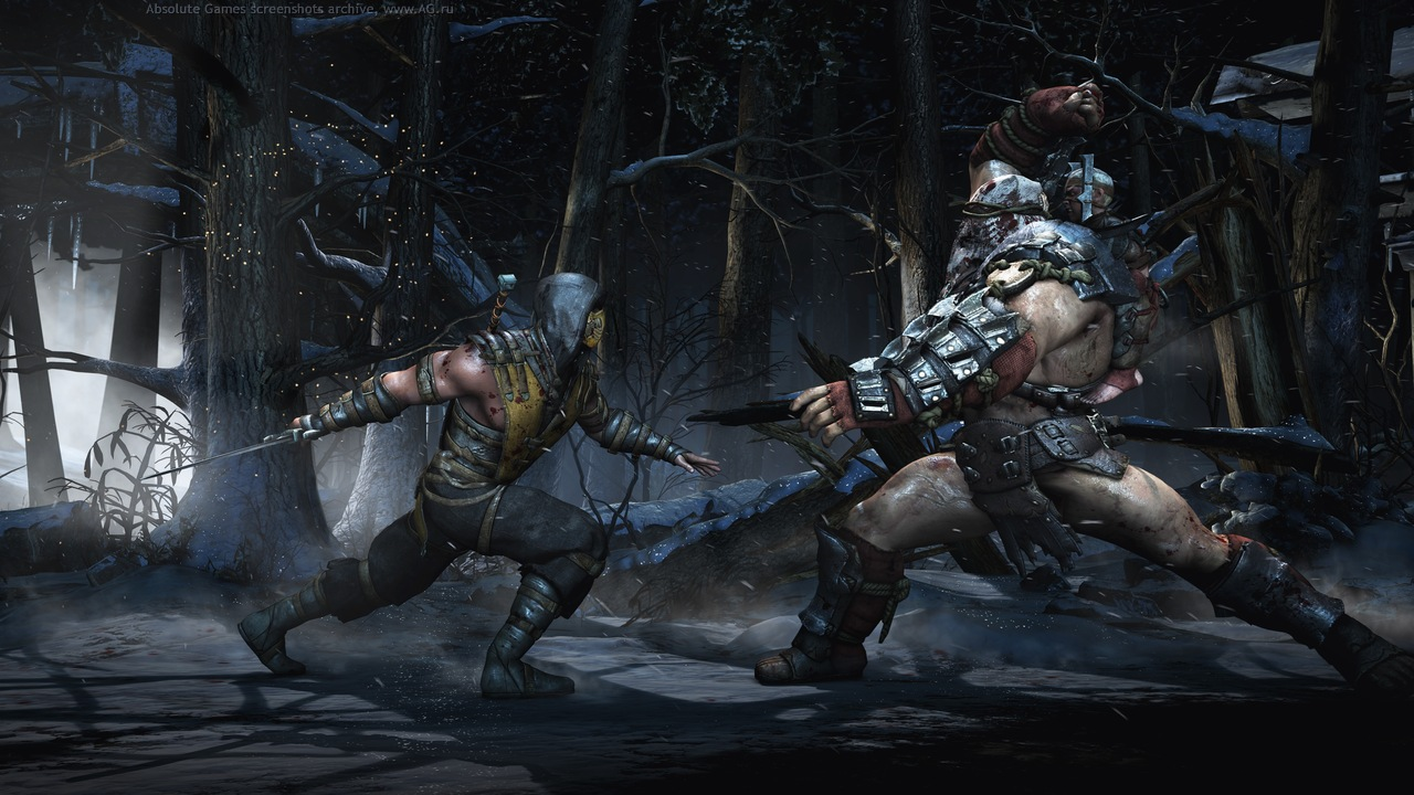 Скриншот Mortal Kombat X v1.0.22262 (Update 5) Лицензия