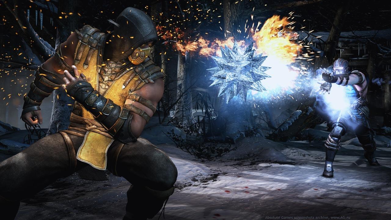 Третий скриншот Mortal Kombat X v1.0.22262 (Update 5) Лицензия