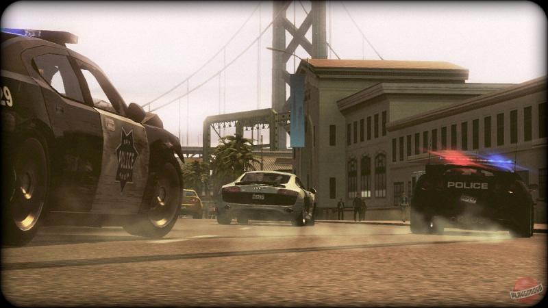 Обзор Driver: San Francisco
