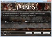 Flockers (2014/RUS/ENG/MULTI6/RePack от R.G. Механики)